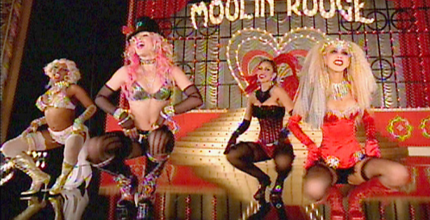 Moulin Rouge Dance Workshop