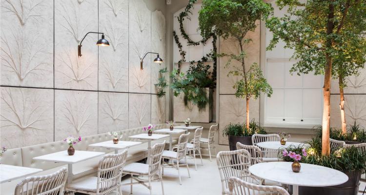 Spring | Sustainable Restaurants | DesignMyNight