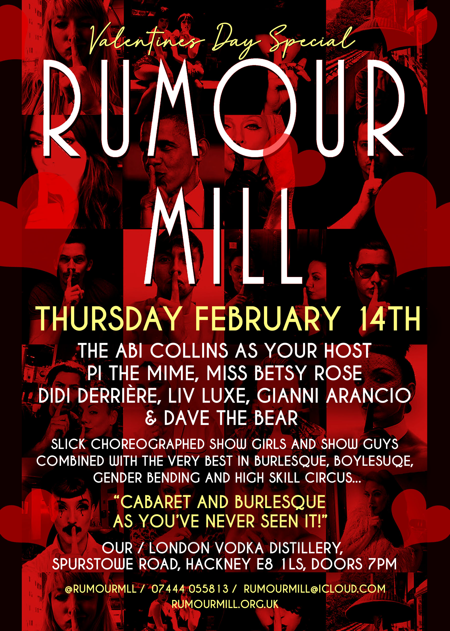 Rumour Mill - Valentines Day Special