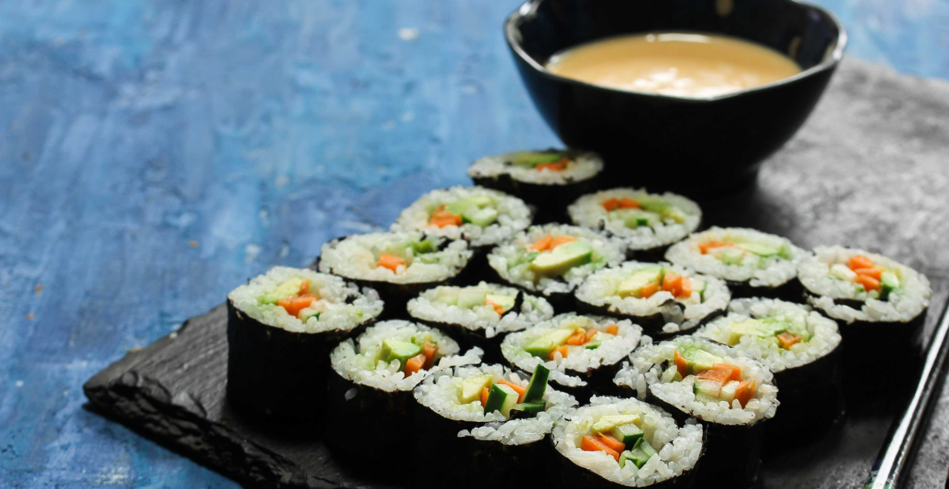 Create with Japan Centre Vegan Sushi Cooking Masterclass