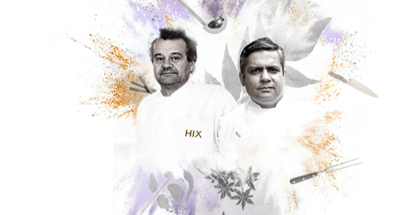 Tales from the Kitchen Library - Mark Hix and Vivek Singh