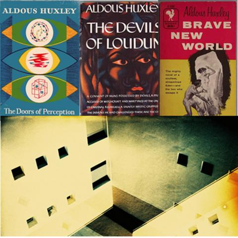 ALDOUS HUXLEY AND BRAVE NEW WORLD