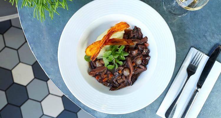 Aubaine   Veganuary French Dining   DesignMyNight