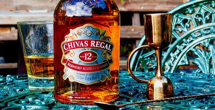 Blend of Chivas: Whisky Masterclass
