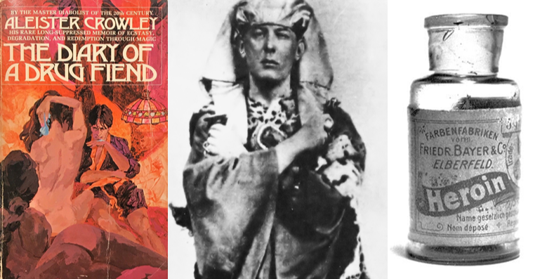 ALEISTER CROWLEY and DRUGS with Gary Lachman