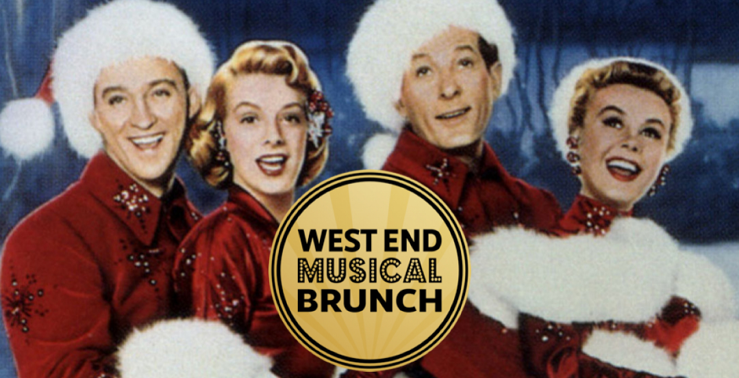 WEST END MUSICAL BRUNCH - CHRISTMAS SPECIAL!