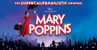 Mary Poppins and dinner at Old Compton Brasserie