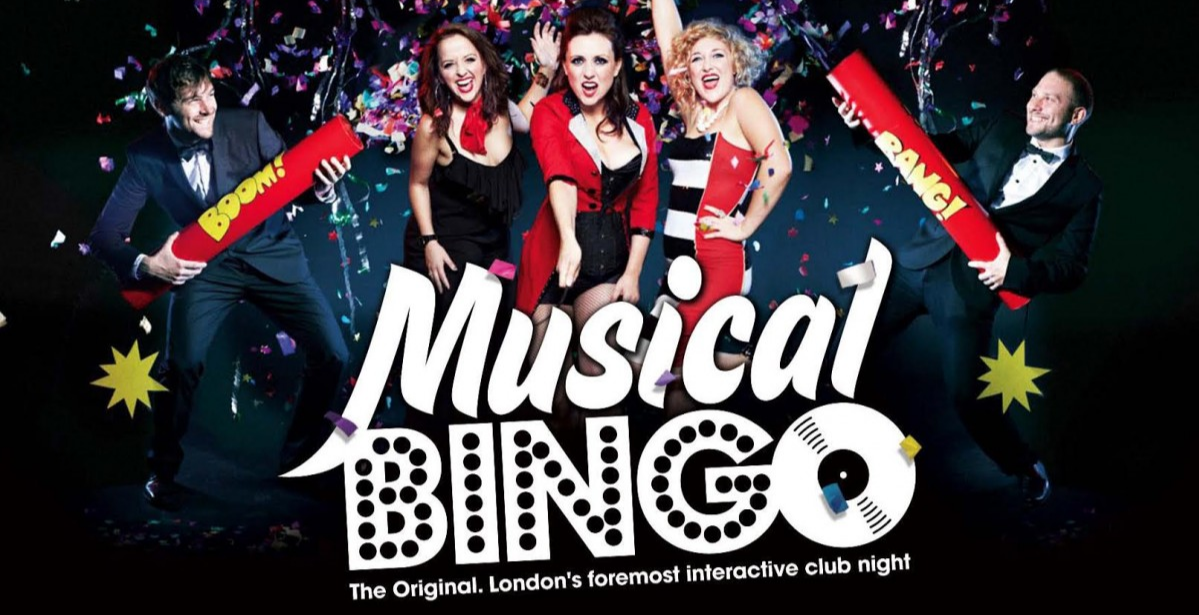 Musical Bingo's World of Pop - Aldgate