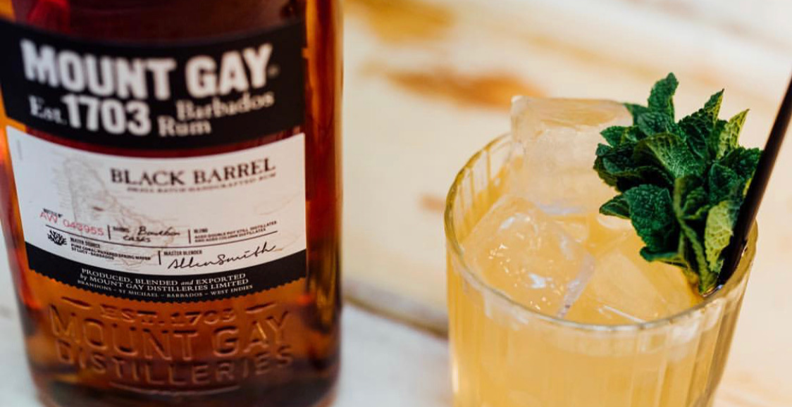 Supper Club with Mount Gay Rum