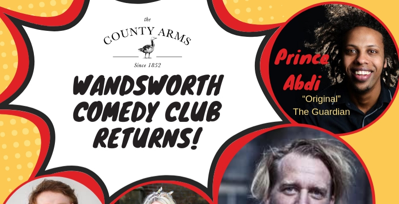 Wandsworth Comedy Club