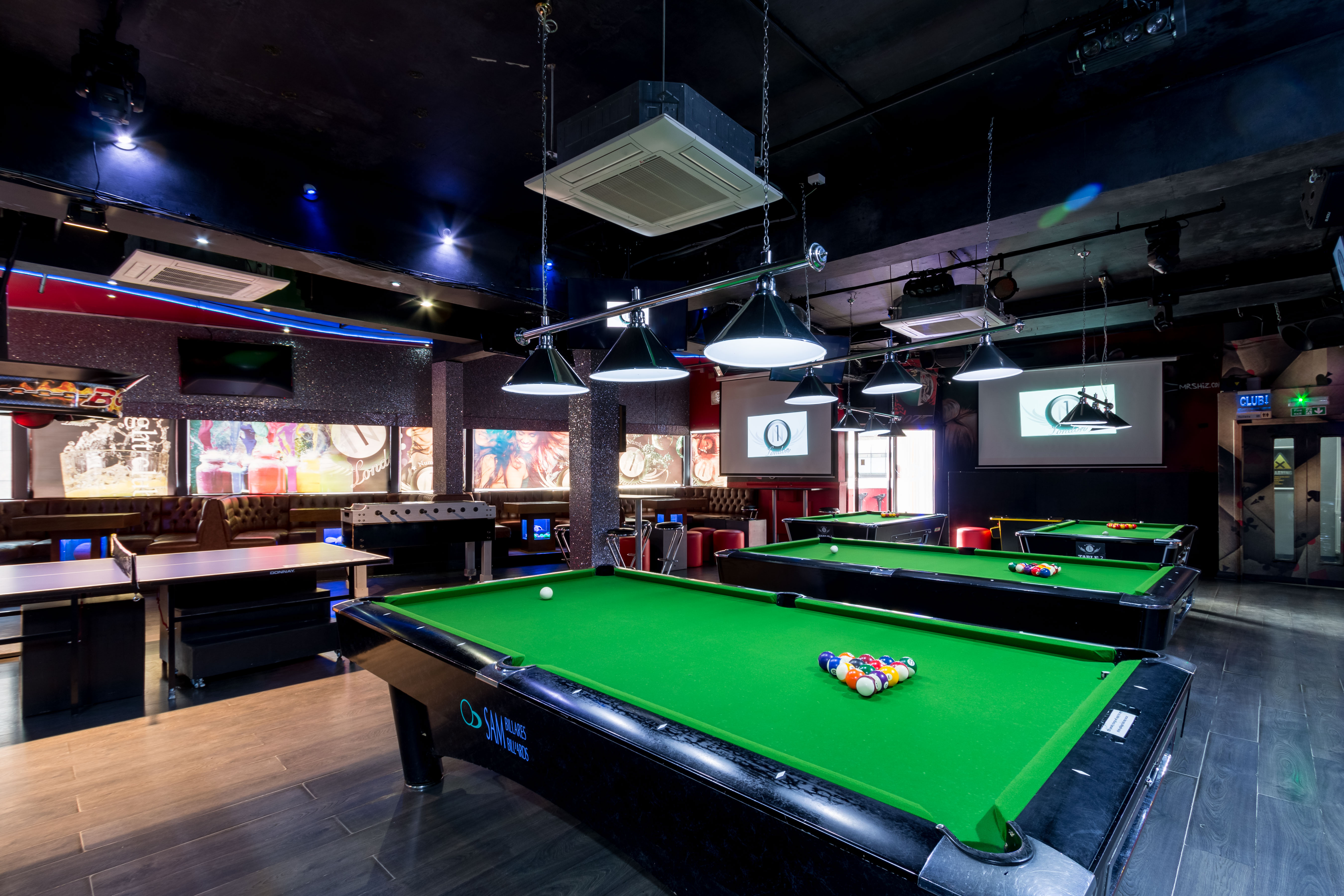 Where to Play Pool in London | DesignMyNight
