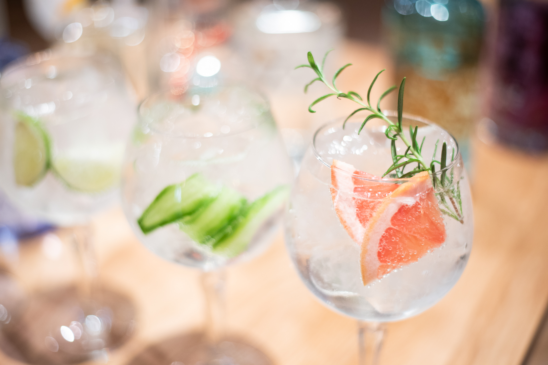 Christmas Showcase ● Gin Tasting @ The Saint