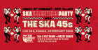 Ska Valentines Party with The Ska 45's