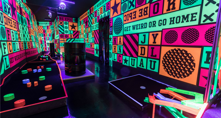 Junkyard Golf Club | Venue Image | DesignMyNight