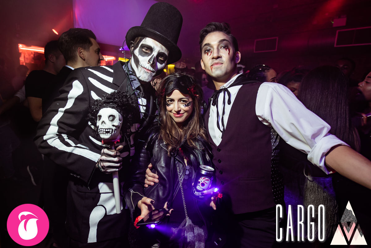 Sinful - Halloween Friday at Cargo