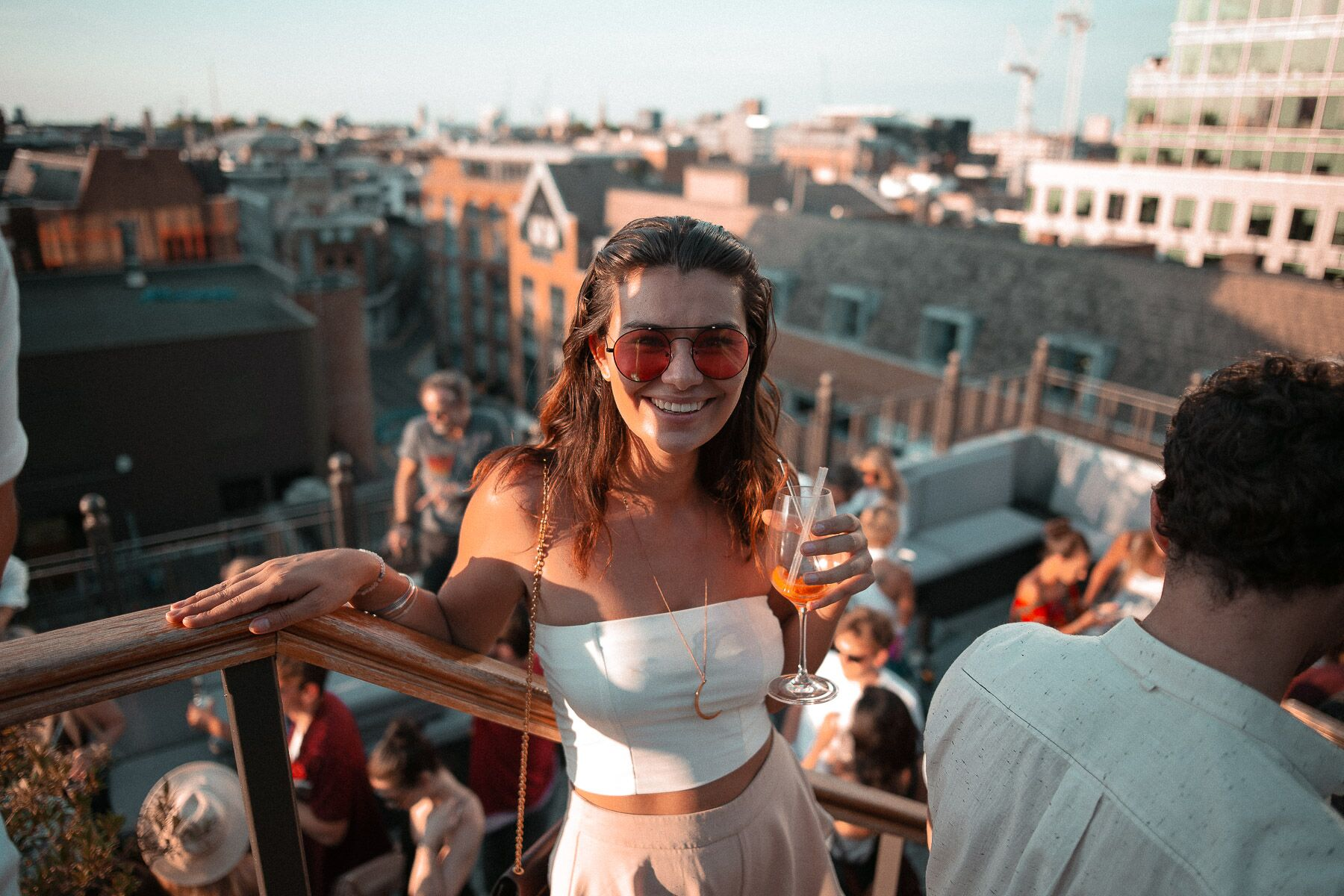 LOVE BRUNCH | ROOFTOP PENTHOUSE SERIES