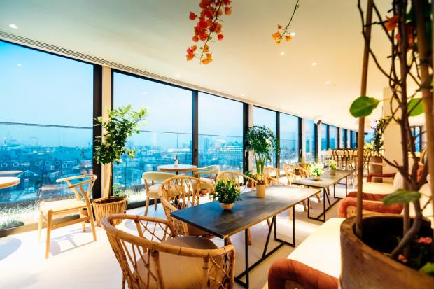 Bourne Amp Hollingsworth Garden Room London Bar Reviews