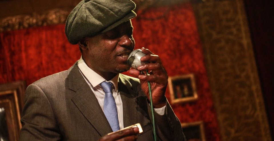 LONDON BLUES FESTIVAL - ERROL LINTON QUINTET
