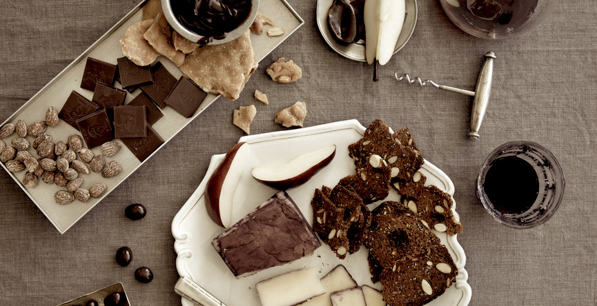 Pair and Compare: Wine tasting with Cheese and Chocolate pairing