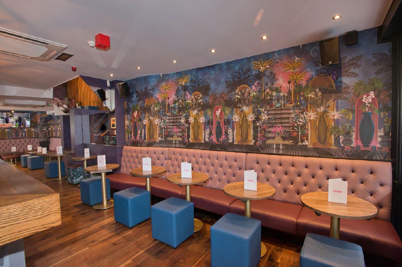 Speed Dating Victoria bar Edinburgh