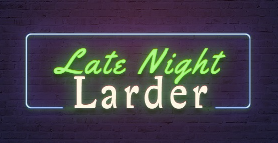 Late Night Larder presents... Andrea Solarino