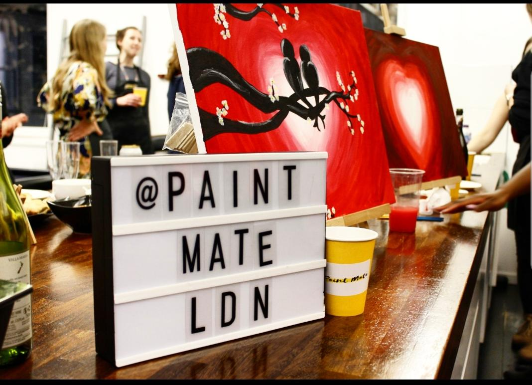 Paint Mate - Sip N Paint Party (Mother's Day Special)