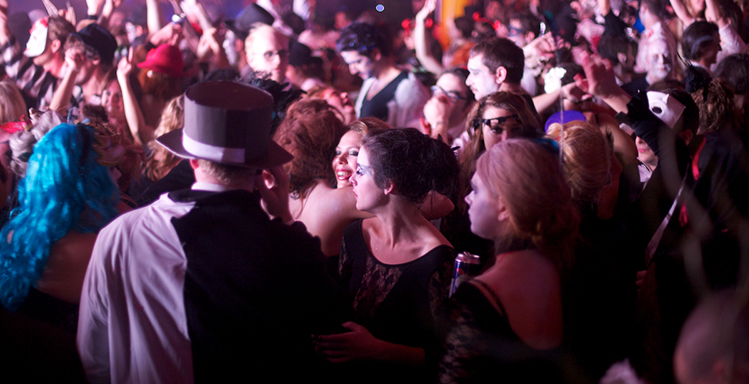 New Year's Eve Masked Ball: SOHO