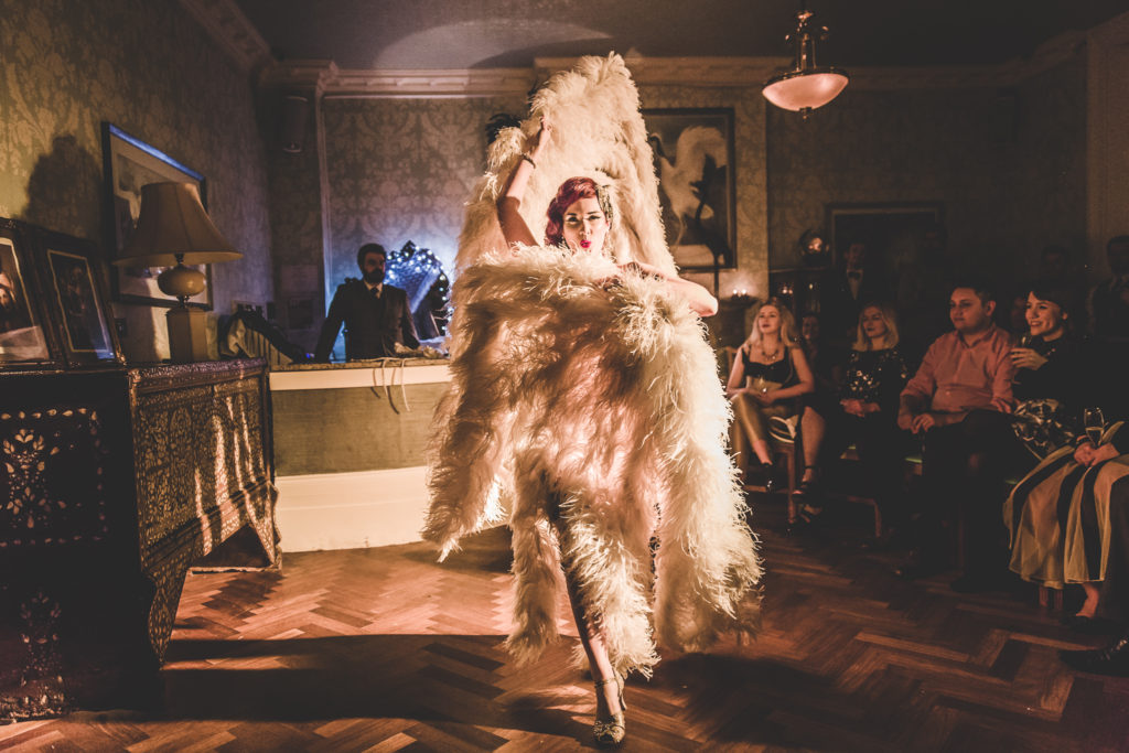 Poetry Brothel London -Midsummer Poetical Ball-