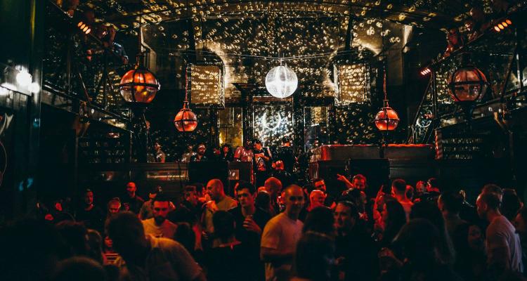 Hillhead Bookclub | BYOB party | DesignMyNight