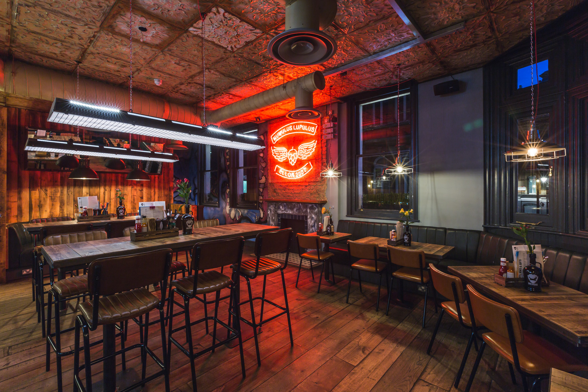 From Secret To Cool Serves 27 Amazing Bars In Covent Garden Designmynight