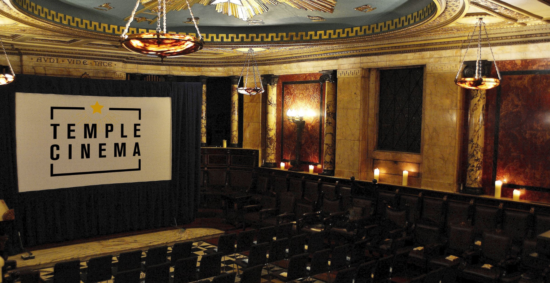 Andaz London Presents: TEMPLE CINEMA