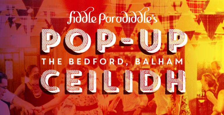 Pop-Up Ceilidh at The Bedford