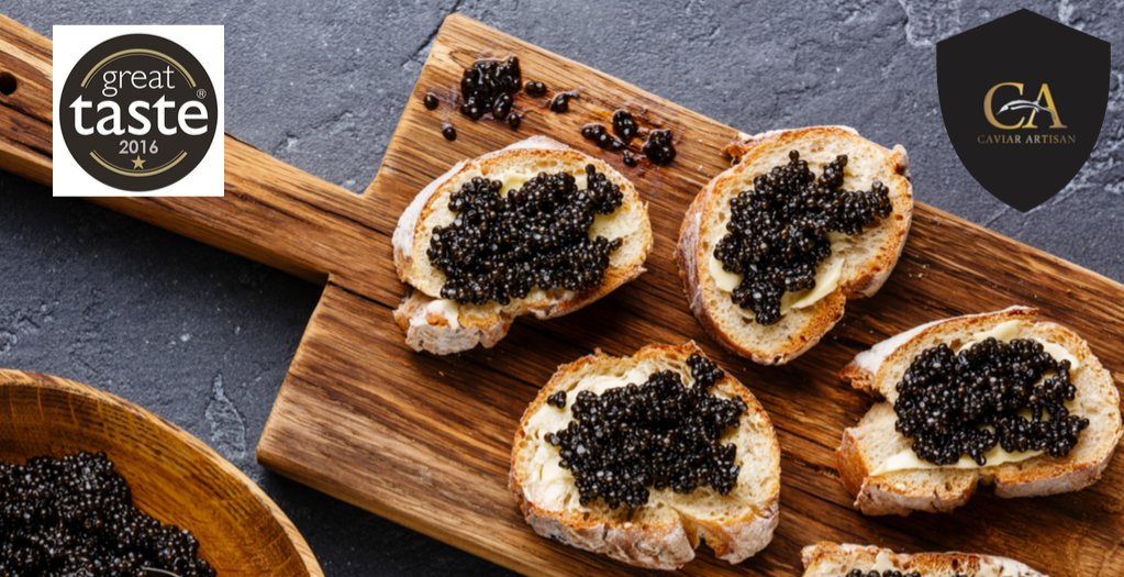 Private Caviar Evening For Two - Notting Hill