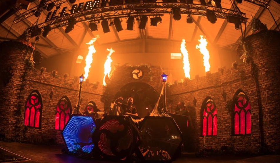 RAVE OF THRONES: An Immersive Live Experience