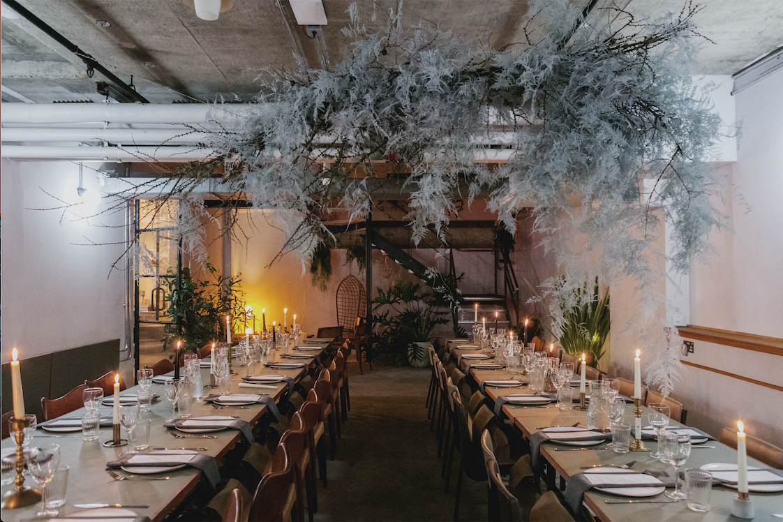 HOPE - a gourmet supper club