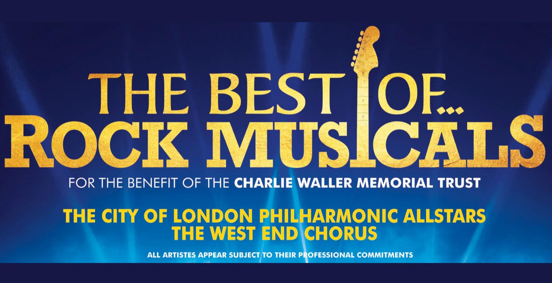 The Best Of    Rock Musicals   Hammersmith, London Theatre/Arts