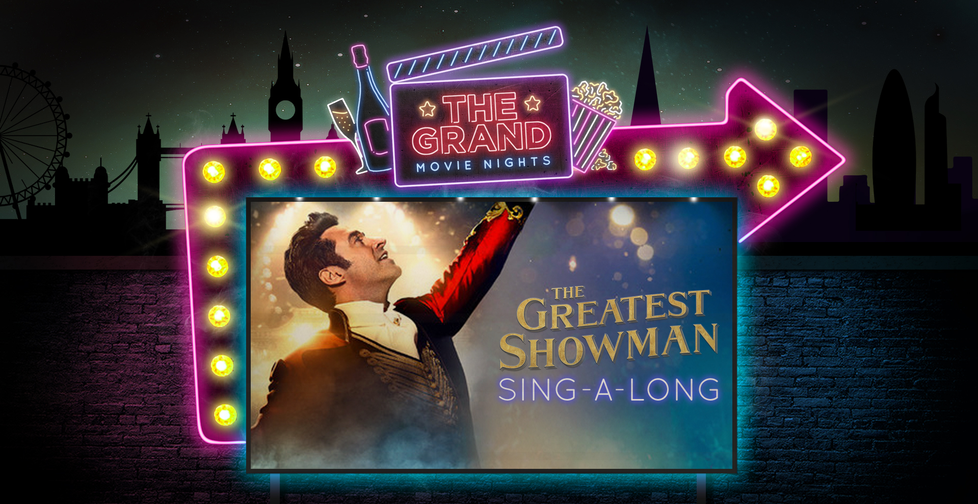 The Greatest Showman Sing-a-Long