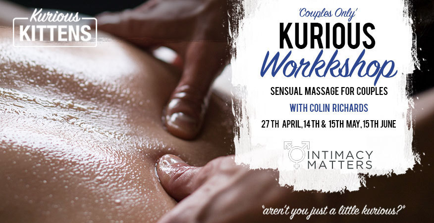 Kurious Workshop: Couples Sensual Massage