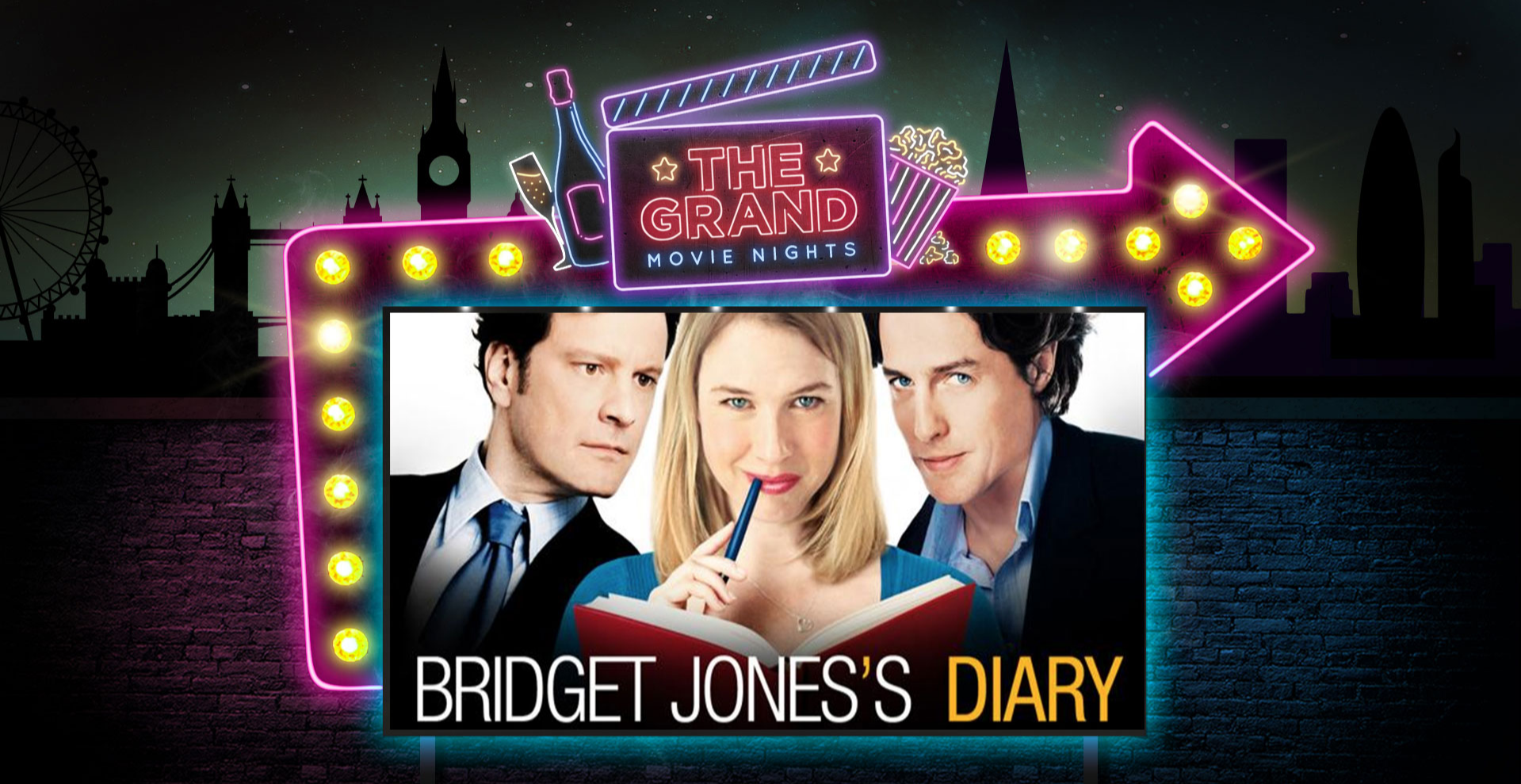 Bridget Jones's Diary Movie Night