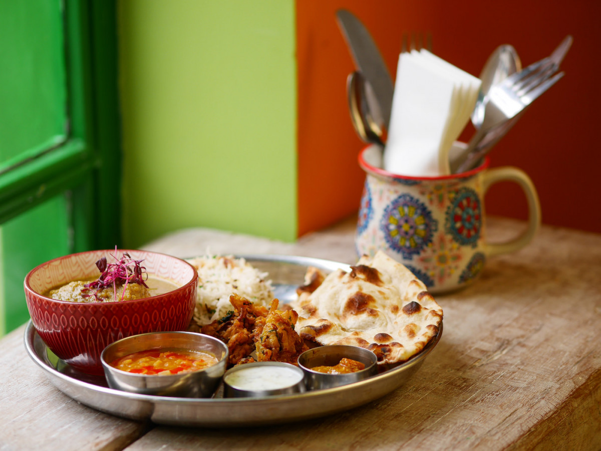 Curry Leaf Cafe Brighton Restaurant Bar Reviews
