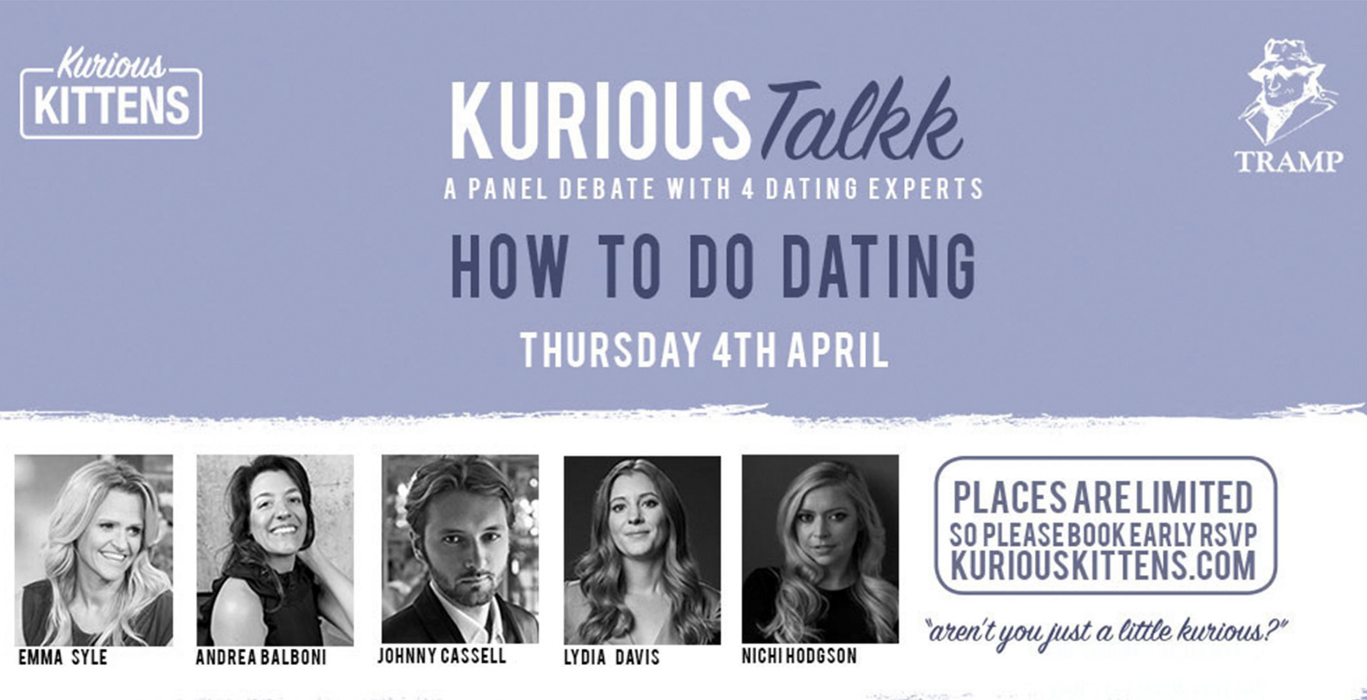 Kurious Talkk: How to do Dating