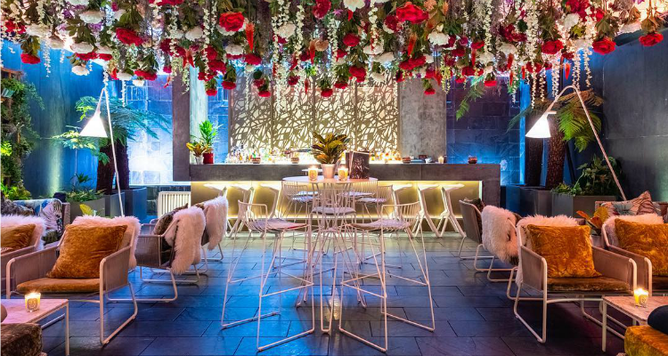 Enchanted Garden | London Bar News | DesignMyNight