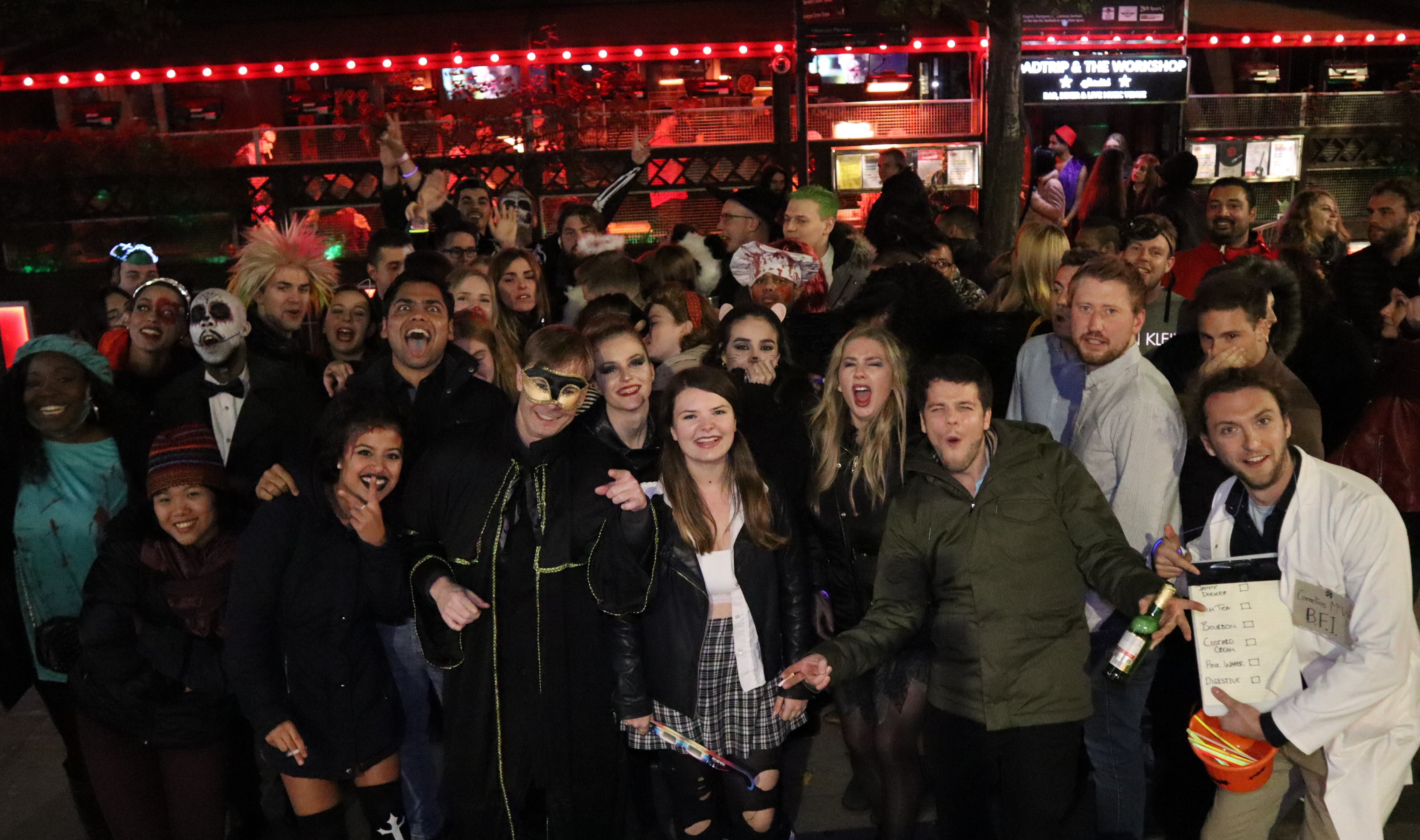 Saturday Shoreditch Pub Crawl