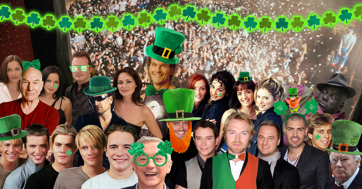 The Grand's St Patrick's Day Party