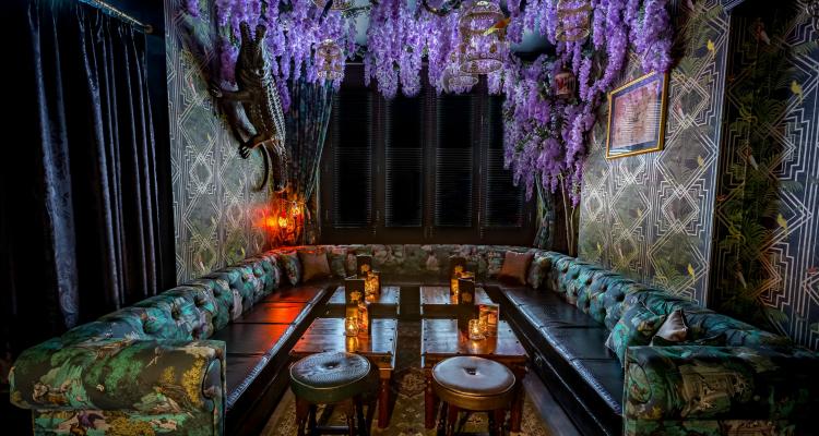 London Cocktail Club Interior | Bristol Bar Reviews | DesignMyNight