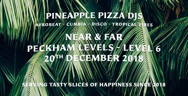 Pineapple Pizza DJs