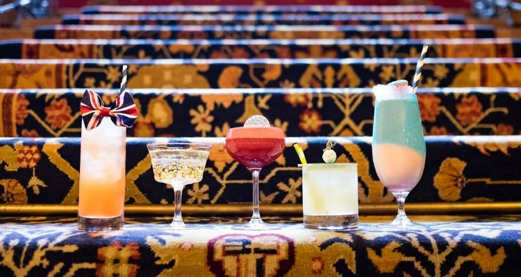 Spice Girls Themed Cocktails DesignMyNight