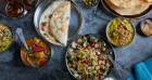 We Tried London's Newest Vegan Curry House