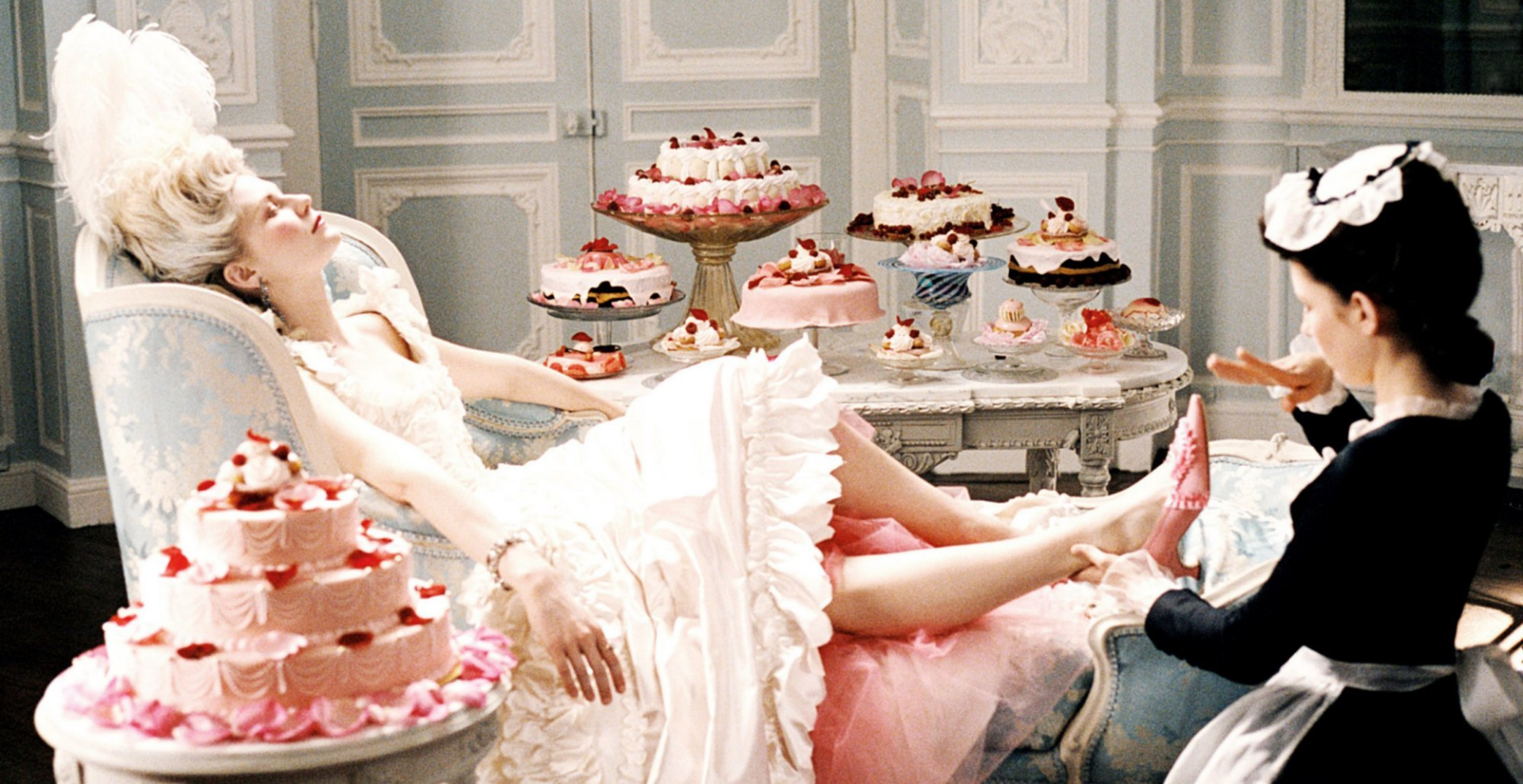 Let Them Eat Cake -Afternoon Tea Party