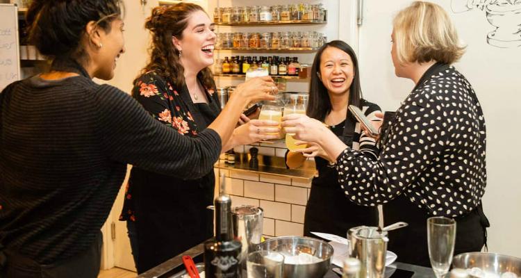 Avenue Cookery School Vegan Brunch Review